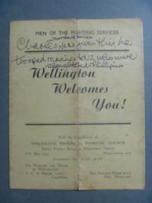 Wellington Welcomes You