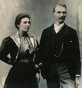 Mr and Mrs Balcombe-Brown