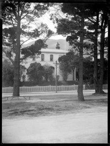 Fitzherbert Terrace School in Thorndon, 1927.