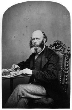 Charles Decimus Barraud, c. 1870s.