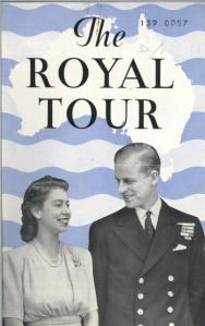 The Royal Tour booklet