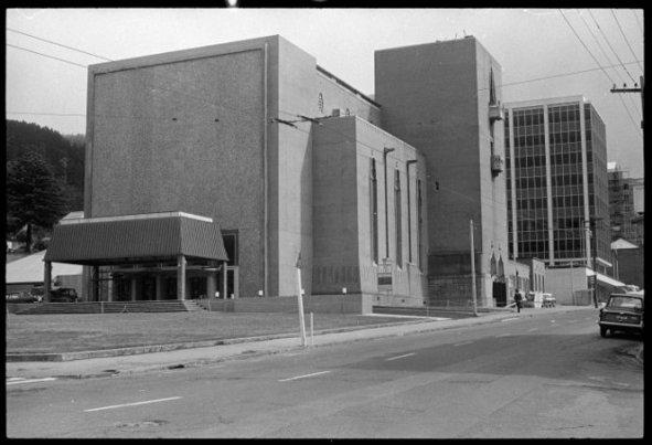 St Pauls c 1972